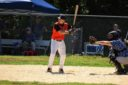 Bob Patterson hitting against the Rebels 7/26/2020