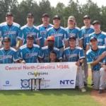 2019 CNCMSBL 40+ Division Champion Marlins